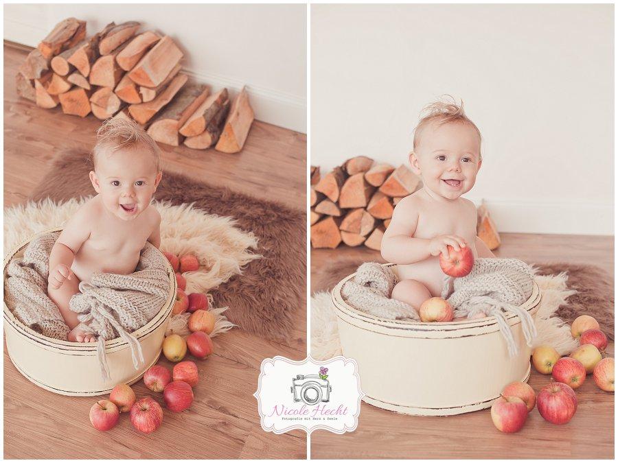 babyfotos dingolfing baby 8 monate alt im atelier herzensbrecher vereinigung. Black Bedroom Furniture Sets. Home Design Ideas