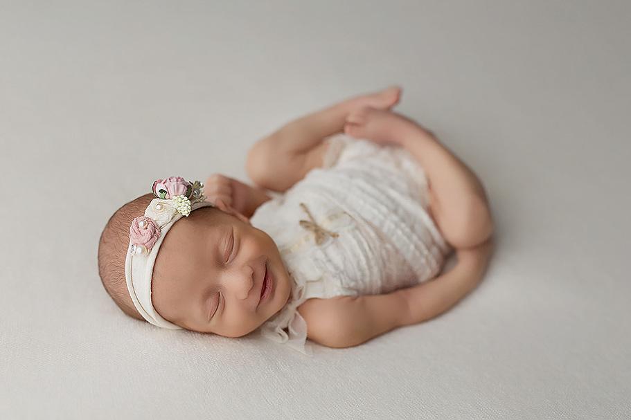Neugeborenenshooting-Hungen