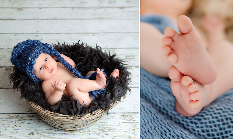 bezaubernde Babyfotos