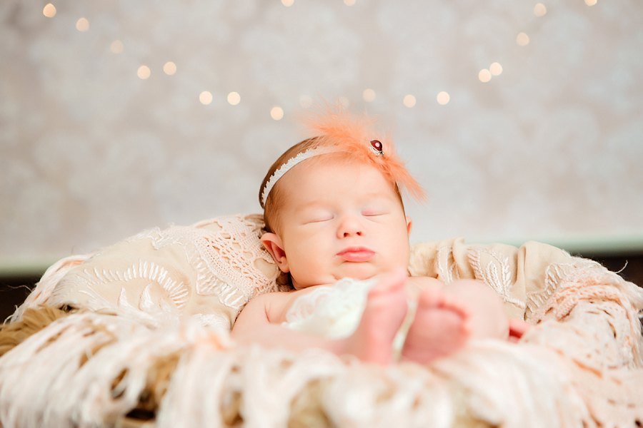 traumhafte Babyfotos