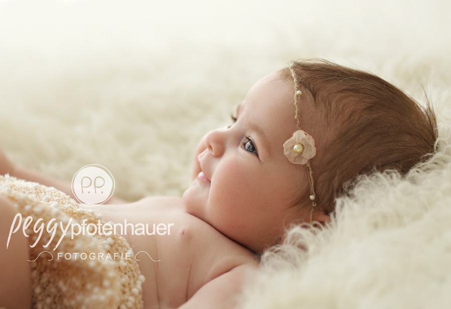 Babyfotos im Fotostudio in Bamberg, Babyfotografie im amerikanischen Stil in Bamberg