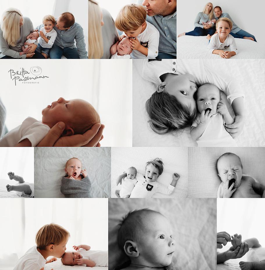02-Neugeborenenfotos-Geschwisterfotos-Dortmund-Fotostudio-Babyfotos-Newborn-Britta-Passmann-Fotografie-Bochum